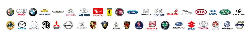 Car make logos