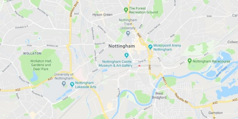 nottingham-scrap-car-map